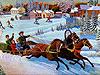 Стихи про зиму на русском языке для школьников