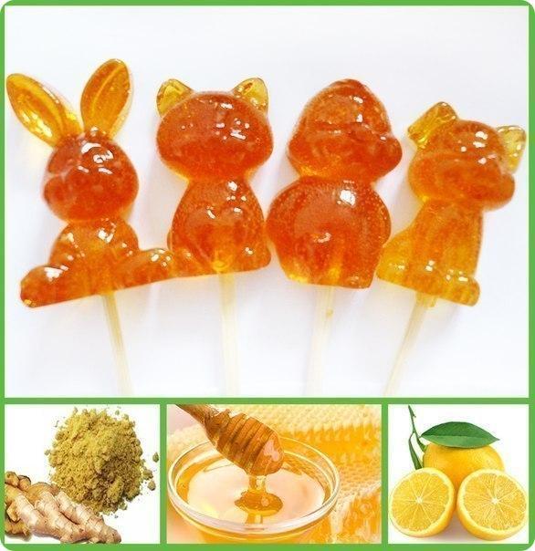 Конфеты из сахара своими руками для детей