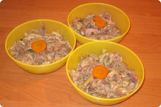 Холодец из гуся. Рецепты вкусных блюд от наших мам