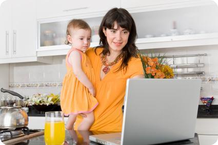 Как всё успевать с маленьким ребенком