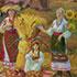 Обжинкові пісні. Українська народна творчість.