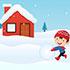 Стихи про зиму на английском языке для детей. English poems about winter.