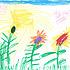 цвета в детских рисунках